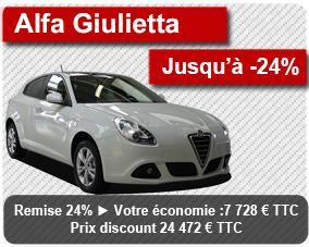 Achat Alfa Romeo Giulietta