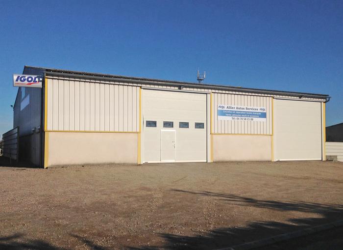garage ALLIER AUTOS SERVICES