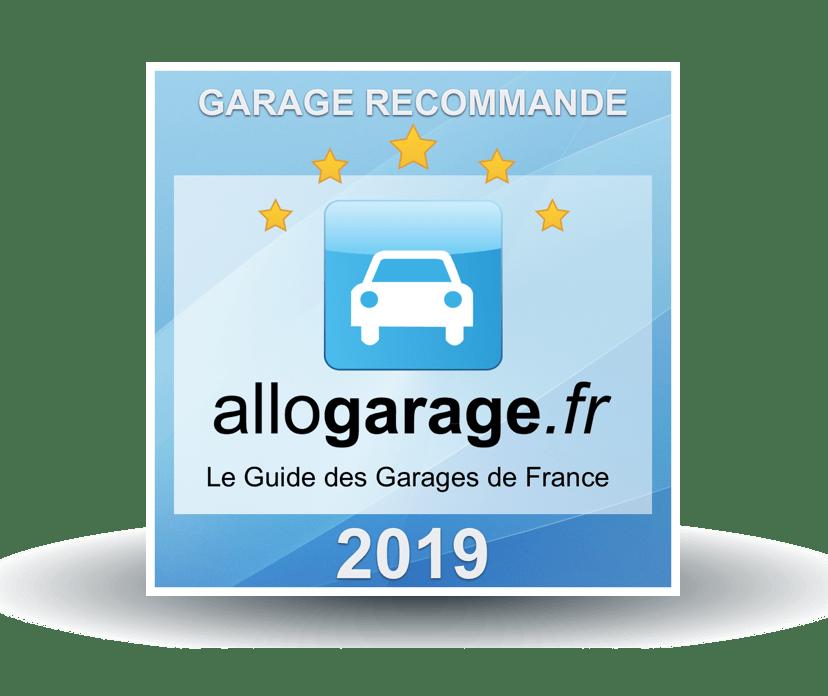 Logo Allogarage 2019