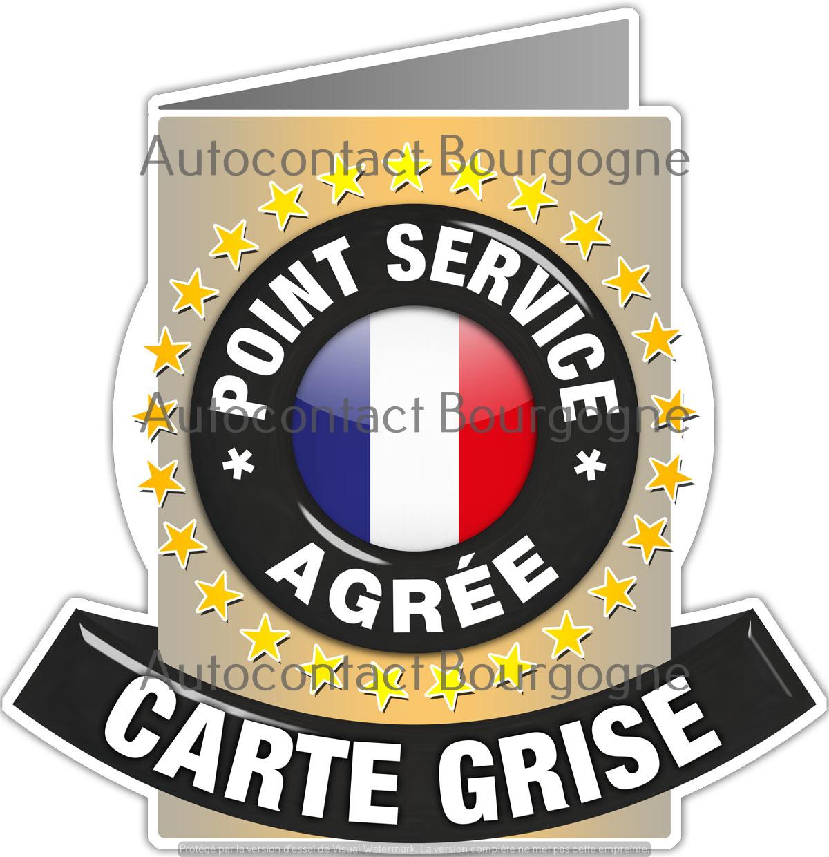 service des carte grise Mandataire Automobile à MONTCEAU LES MINES