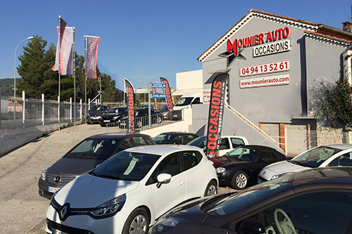 garage Mounier Automobiles