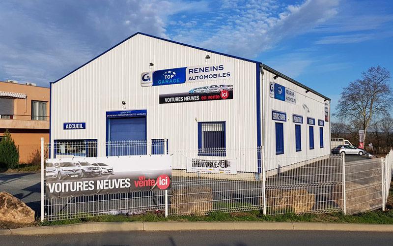 garage Reneins Automobiles