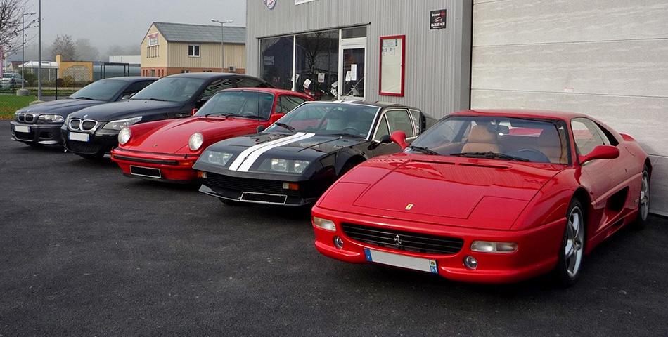 garage UNIVERSEL AUTO