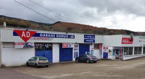 Garage AD Dubuis
