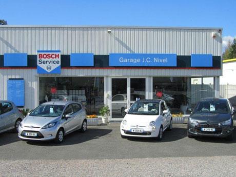 Garage nivel bosch car service voiture 0km et occasion for Garage auto star antony