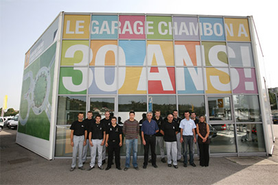 Garage Chambon