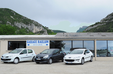 Garage Raillon