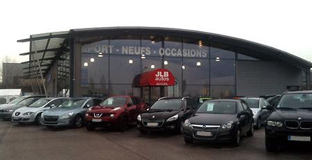 Garage JLB Autos