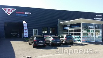 Ni motors garage ad expert voiture 0km et occasion for Garage ad breuillet