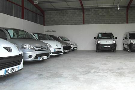 AUTOMOBILES COURTAGE