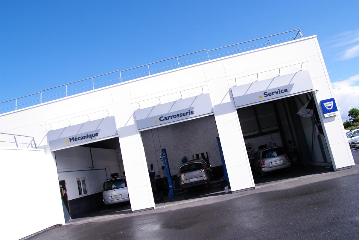 garage CAURANT