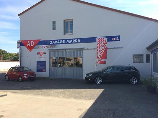 GARAGE MARRA