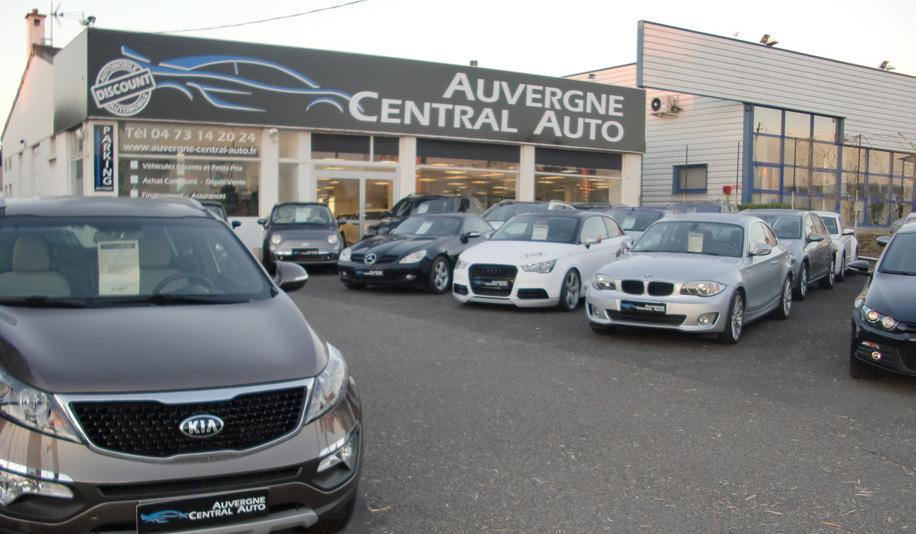 Garage Occasion Clermont Ferrand