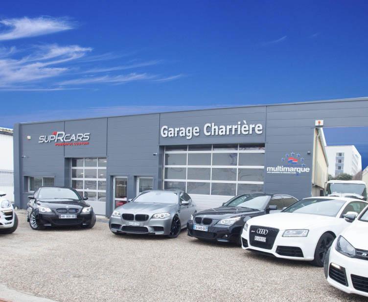 Garage Charrière