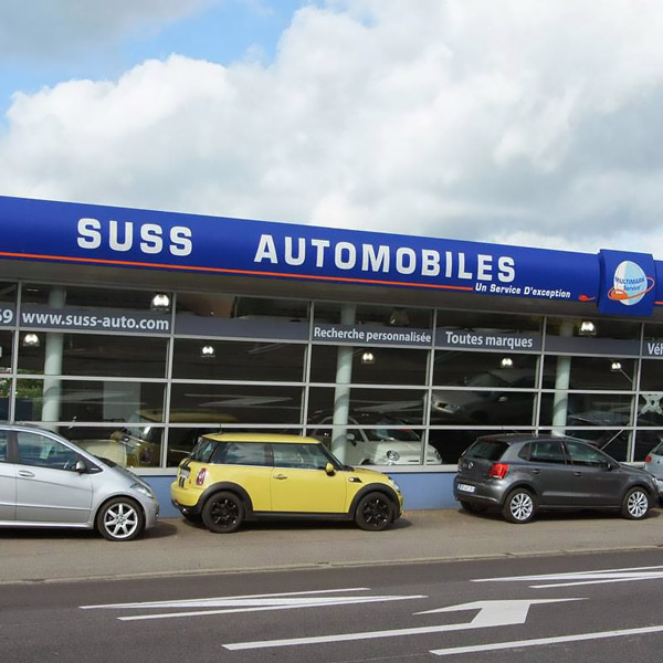 Garage Suss automobiles