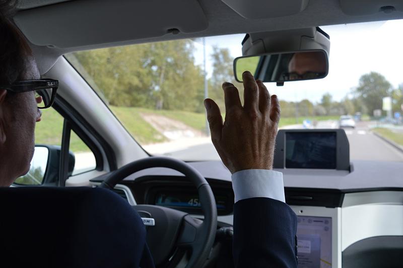Les Français disent oui aux véhicules autonomes