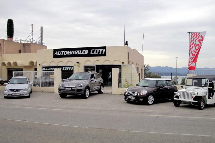 Automobiles COTI