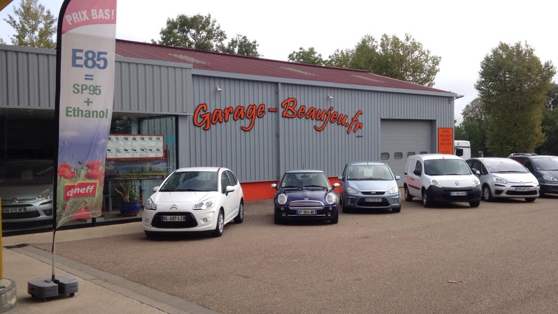 Garage BEAUJEU