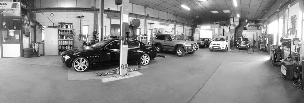 Garage Parletta