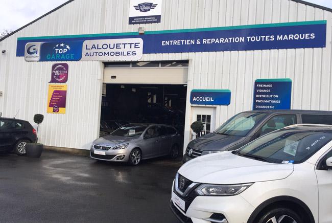 Garage LALOUETTE