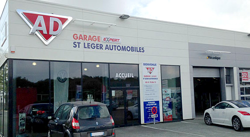 Garage SAINT LEGER AUTOMOBILES