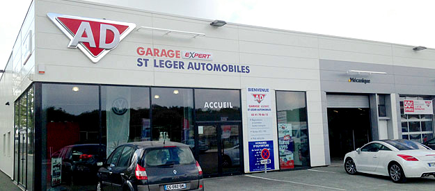 Garage SAINT LEGER AUTOMOBILES