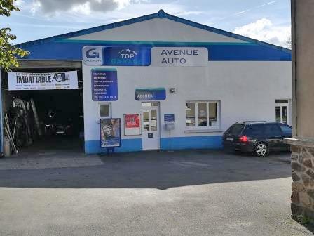 Garage Avenue Auto