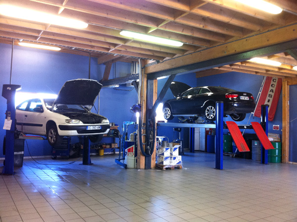 garage PERDRIX Automobiles