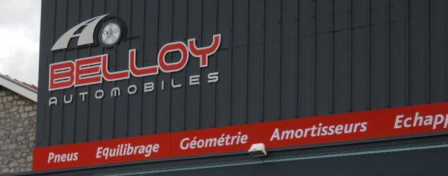 Belloy automobiles voiture 0km et occasion for Garage belloy witry les reims