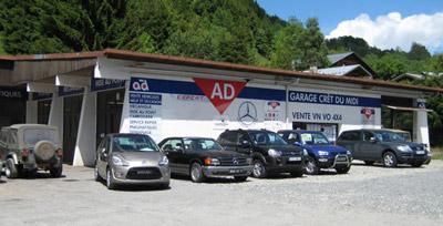 Garage Cret du Midi