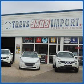 TRETS AUTO IMPORT