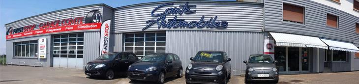 garage comte automobiles