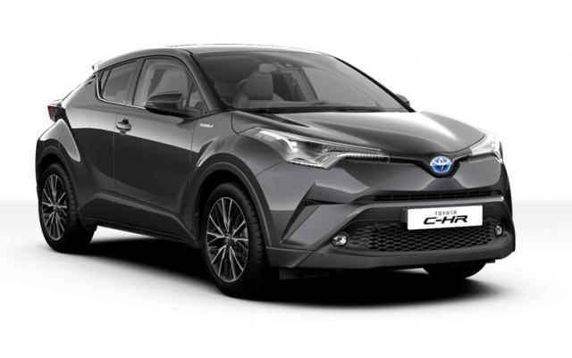 Toyota c hr hybride saint vulbas 1793121092 garage de for Garage toyota nice la plaine