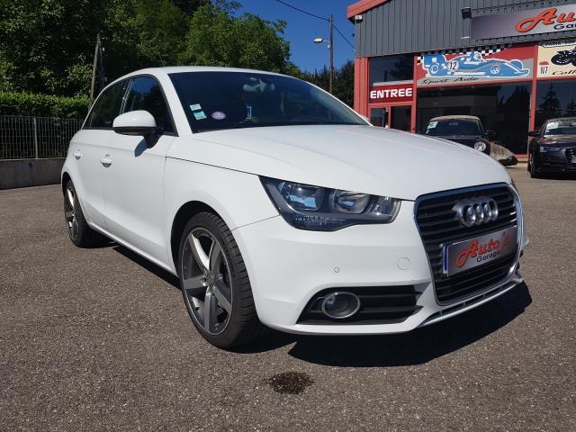Roussillon 1625440754 Garage A1 Audi Auto'p Sportback UqSMzpV
