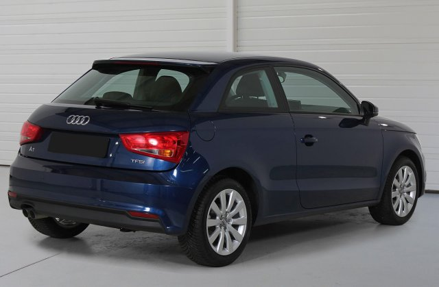 audi a1 neuf brest 1 4 tfsi 125 bleu scuba finist re bretagne. Black Bedroom Furniture Sets. Home Design Ideas