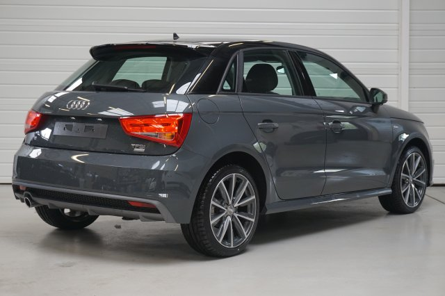 audi a1 sportback neuf brest 1 0 tfsi 95 ultra gris nano finist re bretagne. Black Bedroom Furniture Sets. Home Design Ideas