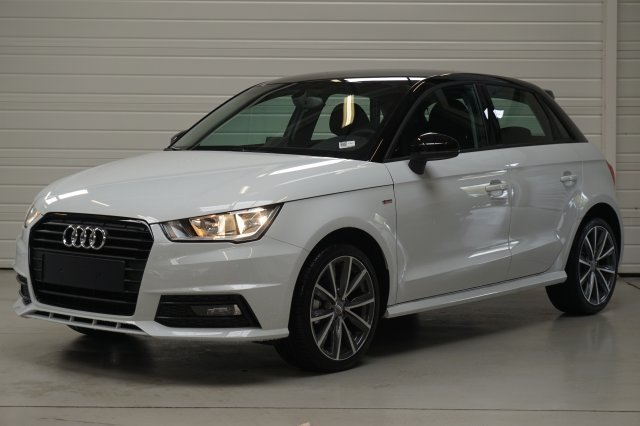 audi a1 sportback neuf brest 1 4 tdi 90 ultra blanc glacier toit noir finist re bretagne. Black Bedroom Furniture Sets. Home Design Ideas