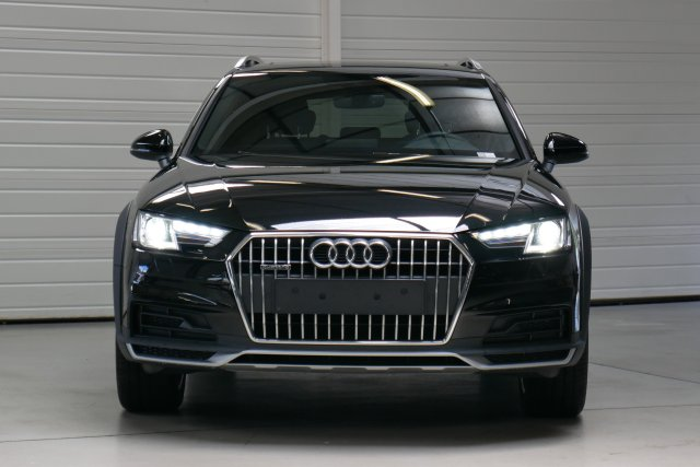 photo AUDI A4 allroad quattro