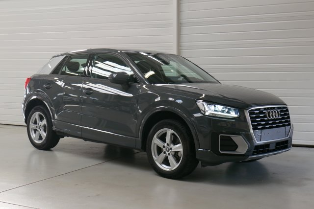 audi q2 occasion brest 1 6 tdi 116 ch bvm6 sport gris nano finist re bretagne. Black Bedroom Furniture Sets. Home Design Ideas