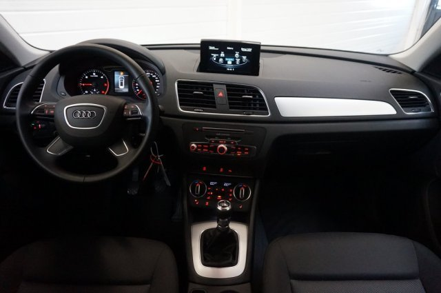 annonce AUDI Q3 1.4 TFSI COD Ultra 150 ch neuf Brest Bretagne