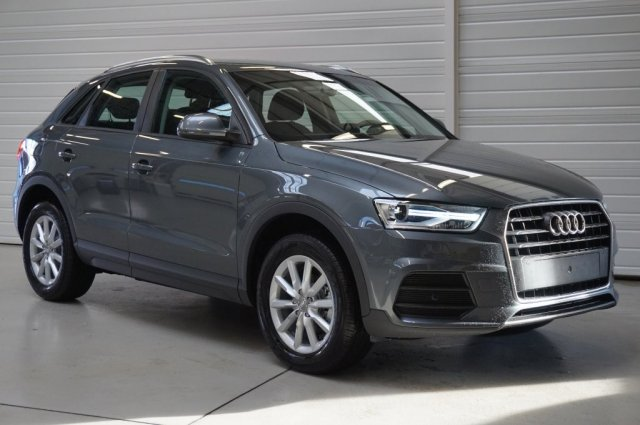 audi q3 neuf brest 2 0 tdi ultra 150 ch gris mousson. Black Bedroom Furniture Sets. Home Design Ideas