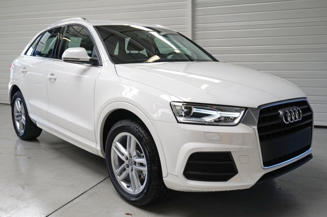 audi q3 neuf brest 2 0 tdi ultra 150 ch ambiente blanc cortina finist re bretagne. Black Bedroom Furniture Sets. Home Design Ideas