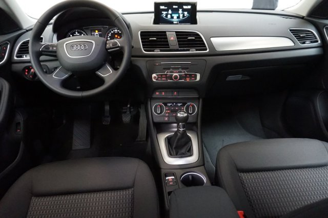 audi q3 neuf brest 2 0 tdi ultra 150 ch ambiente noir mythic finist re bretagne. Black Bedroom Furniture Sets. Home Design Ideas