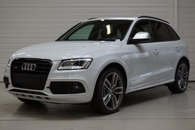 audi sq5 occasion brest v6 3 0 bitdi 313 quattro tiptronic 8 blanc glacier finist re bretagne. Black Bedroom Furniture Sets. Home Design Ideas