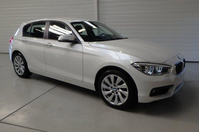 BMW SERIE 1 5 PORTES F20 LCI Occasion Bretagne