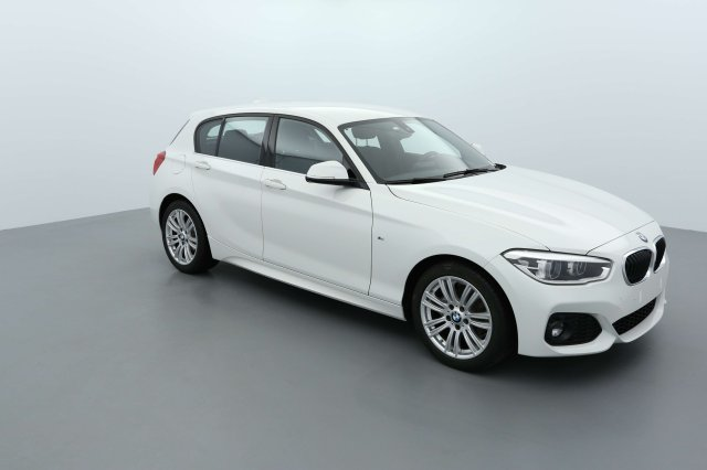 annonce BMW SERIE 1 116d 116 ch M Sport neuf Brest Bretagne