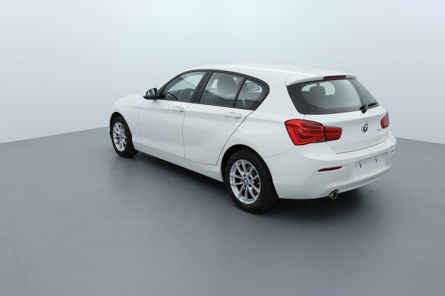 annonce BMW SERIE 1 116d 116 ch Lounge A occasion Brest Bretagne