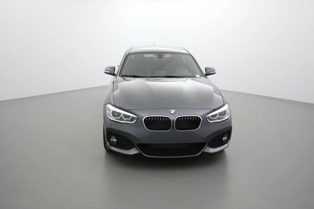 annonce BMW SERIE 1 118d 150 ch BVA8 M Sport occasion Brest Bretagne