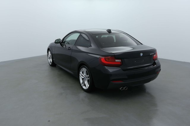 annonce BMW SERIE 2 COUPE Coupe 220d 190 ch M Sport occasion Brest Bretagne