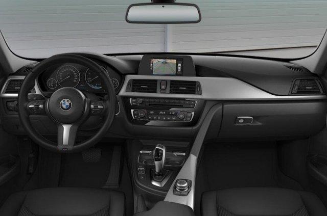 annonce BMW SERIE 3 318d 150 ch Lounge A occasion Brest Bretagne